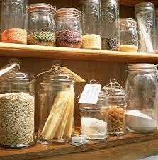 glass canisters for kitchen the of glass jars