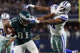 eagles cowboys thanksgiving red zone