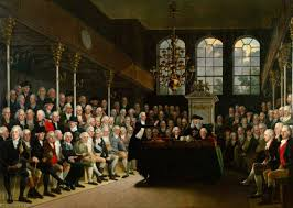 chambre des communes maison de chambre des communes 1793 1794 huile sur toile de karl