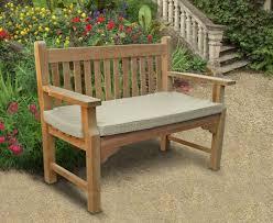 Heavy Duty Garden Benches Taverners Teak 2 Seater Garden Bench Lindsey Teak