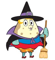 image spongebob squarepants mrs puff halloween costume