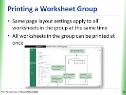 tutorial 6 managing multiple worksheets and workbooks ppt video