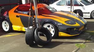 mitsubishi fto wide body hotwheelz husum 2017 drift car syron mitsubishi fto youtube