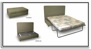 impressive ottomans fold out ottoman bed costco sofa beds for