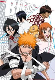 Bleach Spirits From Within Now Bleach Manga Tv Tropes
