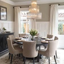 Fancy Dining Room Chairs Best 25 Round Tables Ideas On Pinterest Round Dining Room