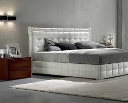 Modern White Bed Frames Bedroom Furniture White Modern Bedroom Furniture Expansive Brick