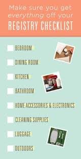 Gift Registry Ideas Wedding Basic Cooking Tools The Essential Wedding Registry Checklist For