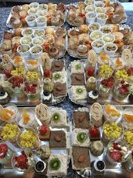 canap sal froids buffet mariage louise cuisine vos évènements