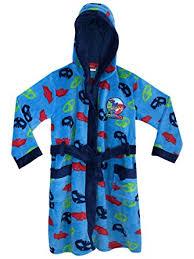 pj masks boys pj masks robe size 5 clothing
