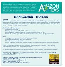 International Marketing Director Job Description Management Trainee Job Vacancy In Sri Lanka