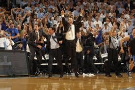 Unc Basketball Meme - blue devil nation joyous random bits rivers duke stuns north