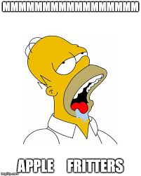 Homer Simpson Meme - homer simpson drooling meme generator imgflip
