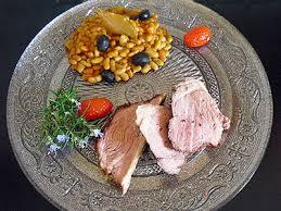 cuisine basse temperature gigot cuisson basse température la recette facile par toqués 2