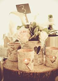 Center Piece Ideas 45 Charming Inexpensive Country Tin Can Wedding Ideas Deer
