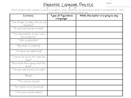 rl 5 4 figurative language lessons tes teach