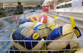 how many turkeys will be eaten on thanksgiving as americans shop for thanksgiving they u0027re finding cheaper prices