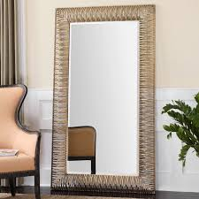 Furniture Mesmerizing Oversized Floor Mirror For Home Furniture - Home decorative mirrors