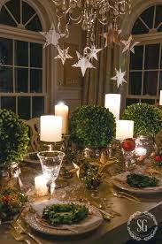 Christmas Dinner Centerpieces - 599 best christmas dining decor images on pinterest christmas