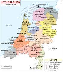 netherlands map images maps of netherlands bizbilla