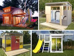 Playhouses For Backyard by Playhouse Wonders 11 Insane Over The Top Clubhouse Designs Urbanist