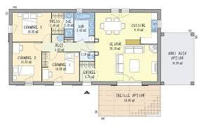 plan maison 90m2 plain pied 3 chambres maison manon 90 les maisons de manon 90 m2 faire construire