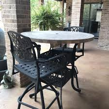 Tall Patio Tables Best New And Used Outdoors Near Dallas Fort Worth Arlington Tx