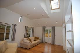 Lighting For Sloped Ceilings Ceiling Yellow Recessed Lights Lighting Sloping Glass Dma Homes