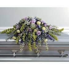 casket sprays palm harbor florist wildflower casket spray