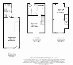 qmc floor plan 2 bedroom property to let in dunkirk road dunkirk ng7 2lf 184 pw