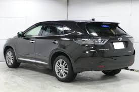 lexus harrier 2014 toyota harrier checklist