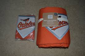 Pottery Barn In Baltimore Nwt Pottery Barn Teen Full Queen Mlb Baltimore Orioles Duvet Cover