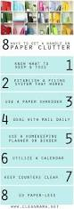 35 best purge images on pinterest declutter cleaning tips and 8 ways to get a handle on paper clutter