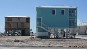 stilt homes in florida keys stand tall in face of hurricane irma u0027s