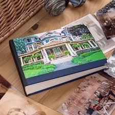 Photo Album Guest Book Personalised Photo Albums Custom Photo Albums