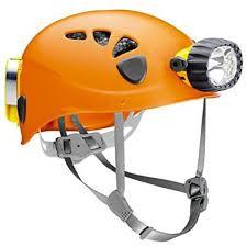 Amazon Com Petzl Spelios Caving Helmet White 1 Climbing Helmets