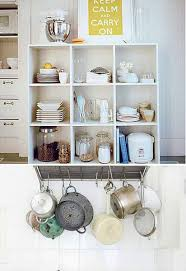 ideas for kitchen shelves decorating with food 14 modern kitchen cabinets and wall shelves