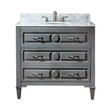 sofa 36 bathroom vanity grey transitional vanities and sink