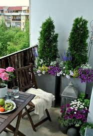 80 Small Apartment Balcony Decorating Ideas on A Bud