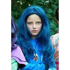 descendants halloween costumes party city buy disney u0027s descendants girls evie wig