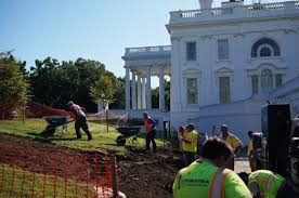 in pictures the oval office and west wing after renovations at