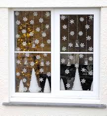 Diy Window Decorations For Christmas by Windows Christmas Lights In Windows Designs Christmas Window