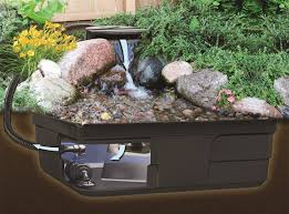 aquascapes backyard waterfall kit makes it easy to have your own
