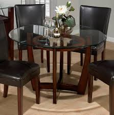 Pedestals For Glass Tables Glass Top Dining Room Sets 60 Inch Round Glass Top Dining Table