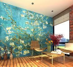 large wallpaper murals sewuka co van gogh almond blossom wall mural wallpaper photowall home decorextra large cloud decals murals uk