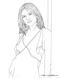 amy winehouse british singer coloring pages hellokids com