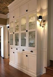 China Cabinet In Kitchen Built In China Cabinet In Kitchen Built In China Cabinet With