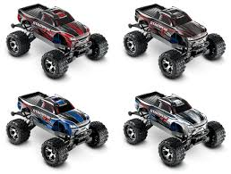 nitro rc monster trucks traxxas stampede brushless rc monster truck buy now pay later