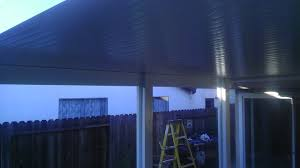 Metal Patio Covers Cost by Aluminum Patio Covers Weststyles Construction