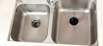 kitchen sink clogged both sides kitchen sink disposal kitchen sink with garbage disposal kitchen